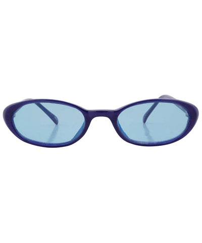 jammers blue blue sunglasses