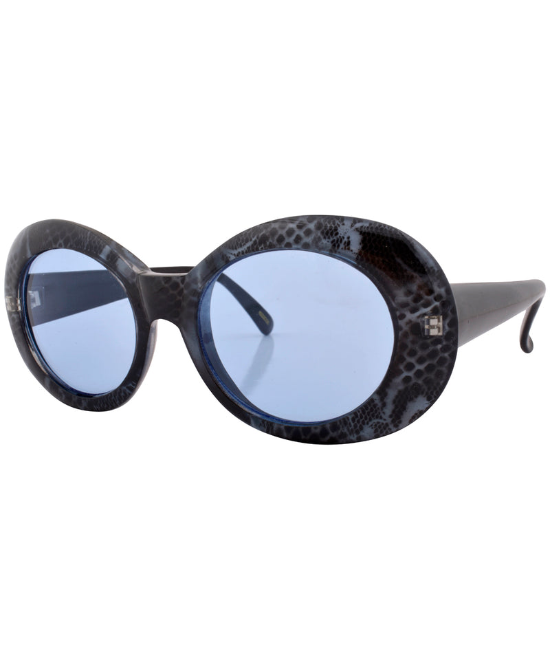 jawbreaker blue sunglasses