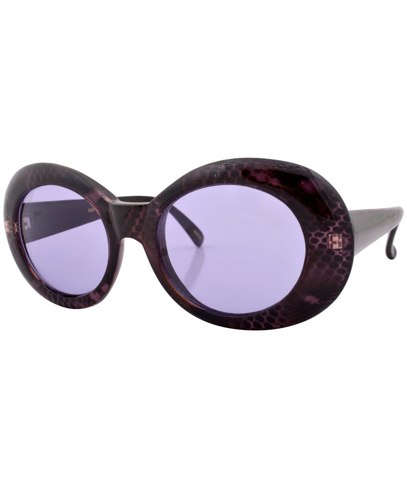 jawbreaker purple sunglasses