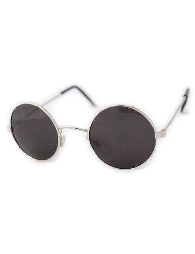 jazzy silver sunglasses