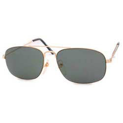 jeffrey gold sunglasses