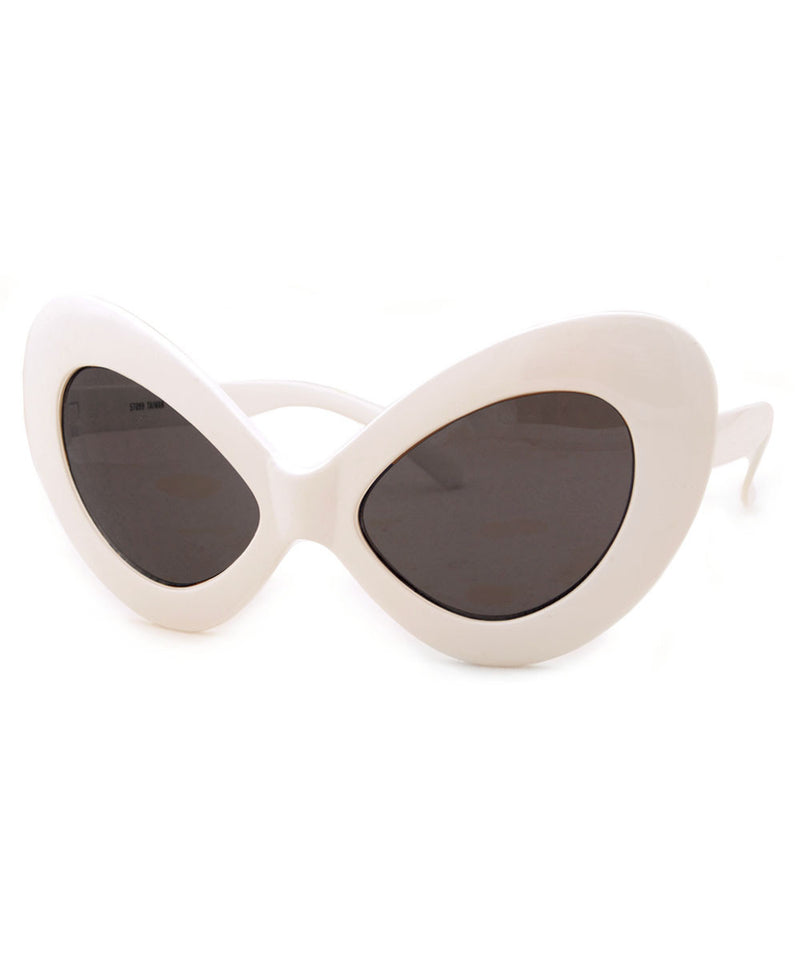 jetz white sunglasses