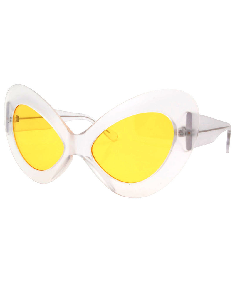 jetz frost yellow sunglasses