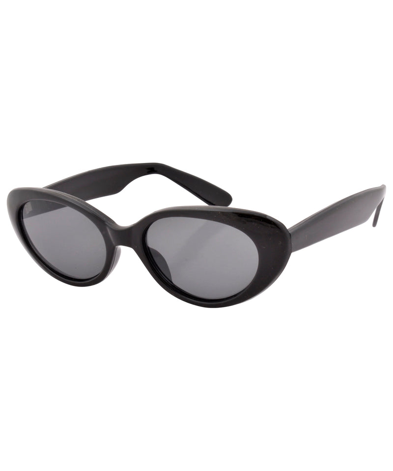 jiggles black sunglasses