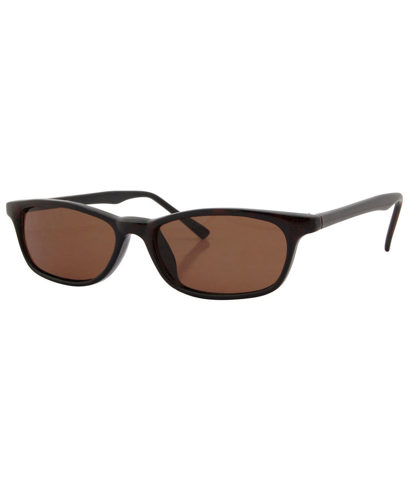 joes black brown sunglasses