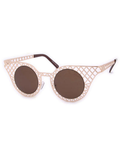 jot gold sunglasses
