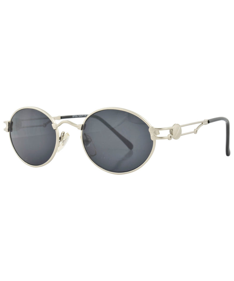 journal silver sunglasses