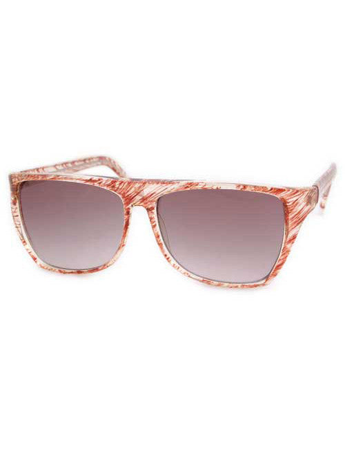 jr mama crystal brown sunglasses