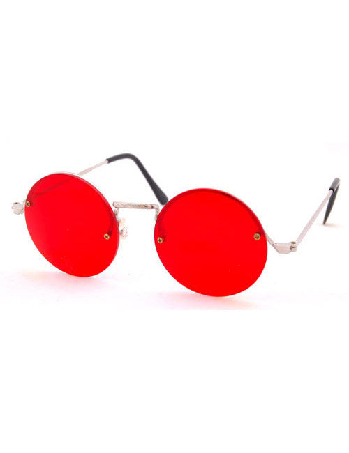 jude red sunglasses