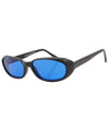 jujube blue sunglasses