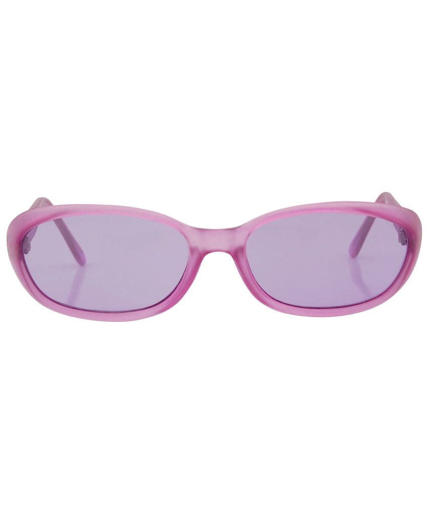 jujube purple sunglasses