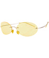 kandy yellow sunglasses