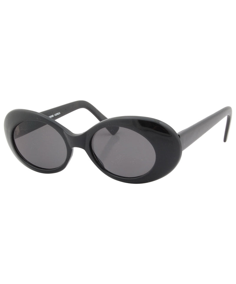 kels black sd sunglasses