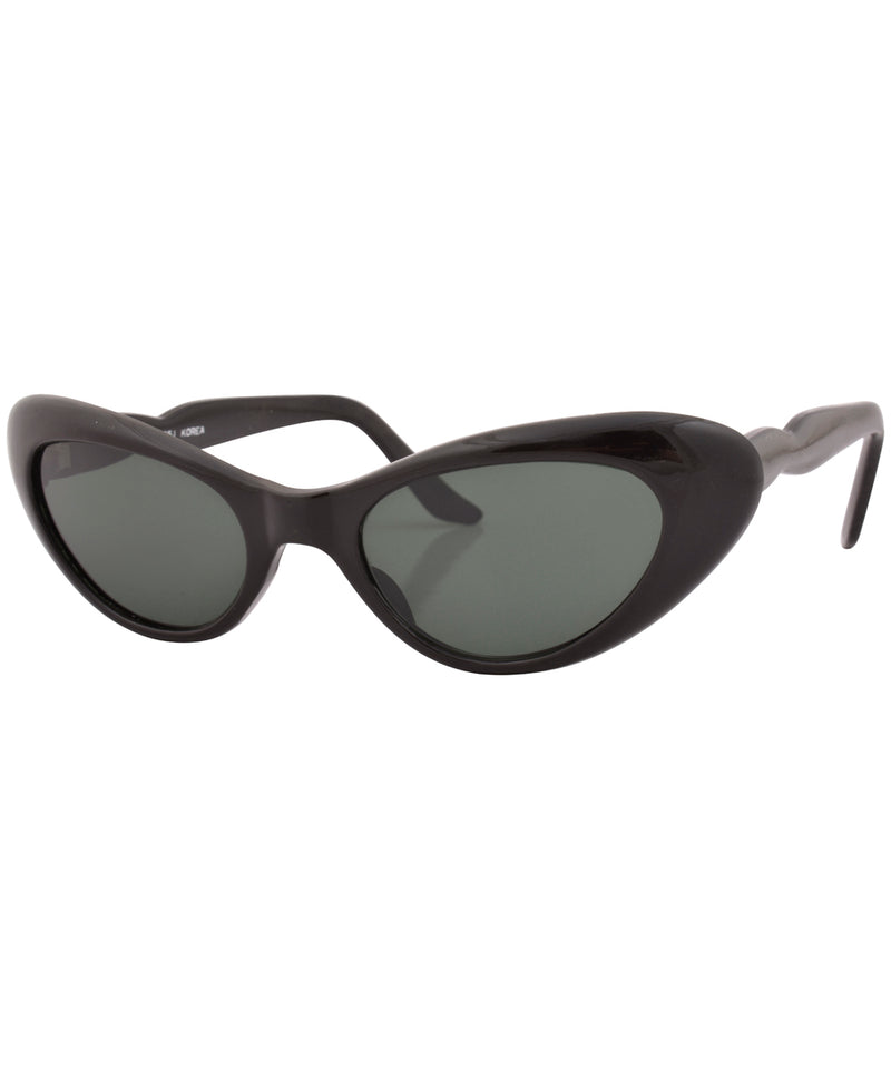 kem black sunglasses