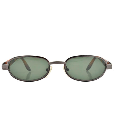 kesh gunmetal sunglasses