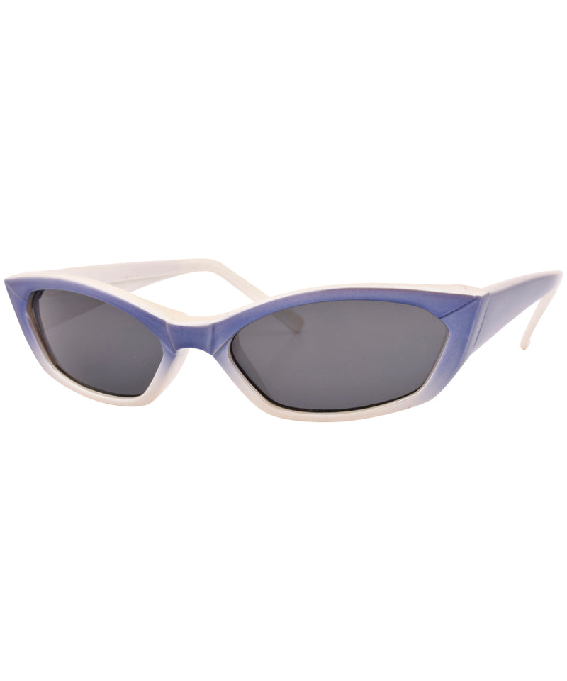 kevin blue sunglasses