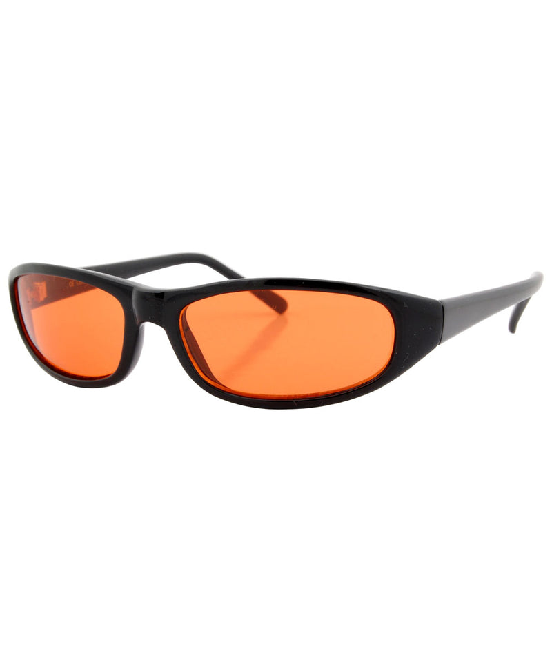 keytar orange sunglasses