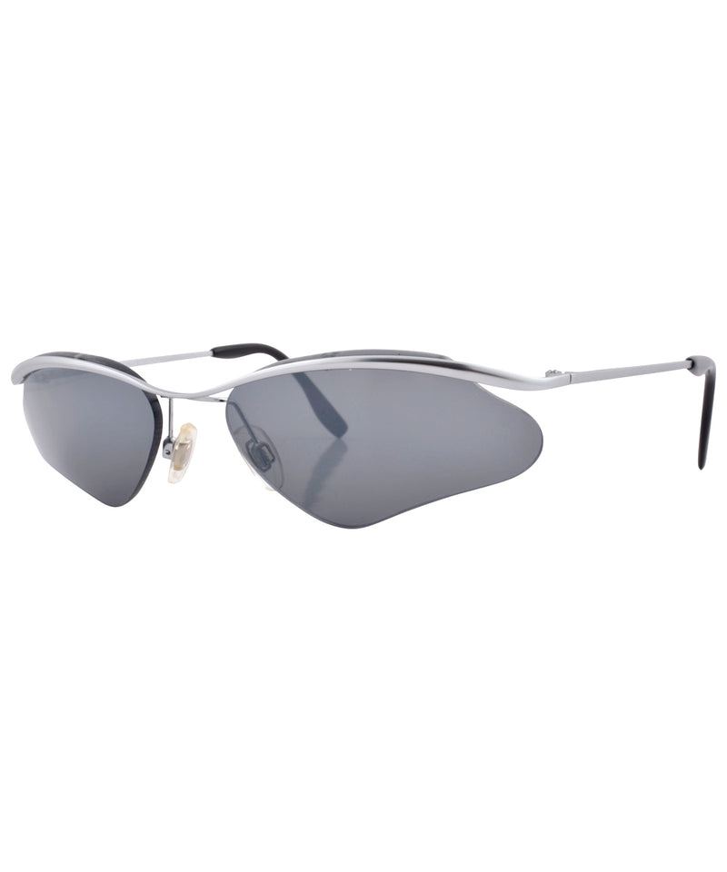 kid knee silver sunglasses