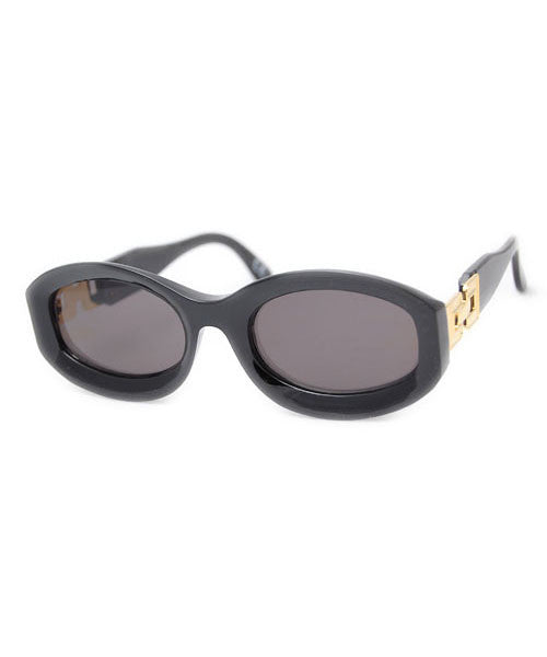 kika black sunglasses