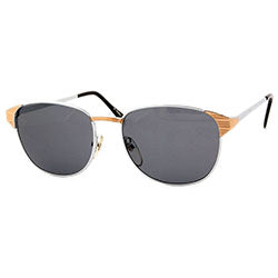 kiko silver gold sunglasses