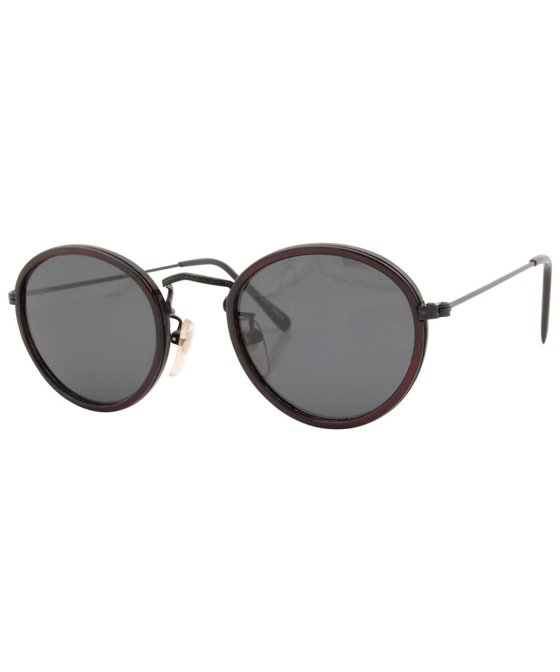 kingsly black sunglasses