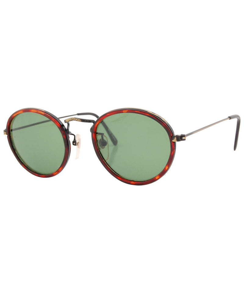 kingsly tortoise sunglasses