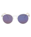 king crystal blue sunglasses