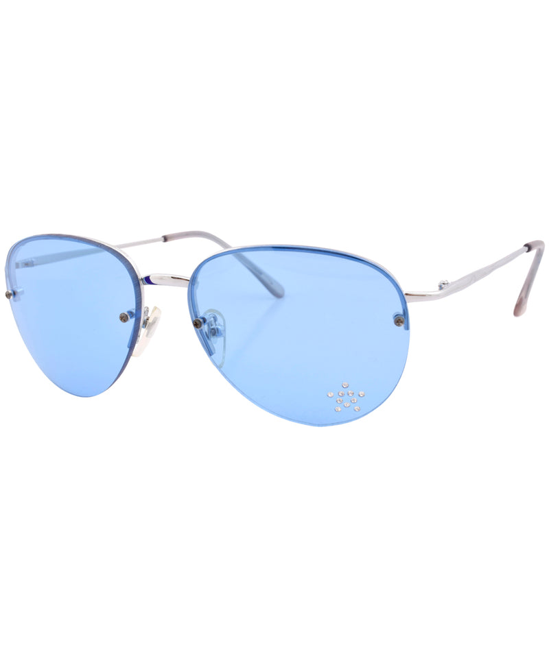 kissie blue sunglasses