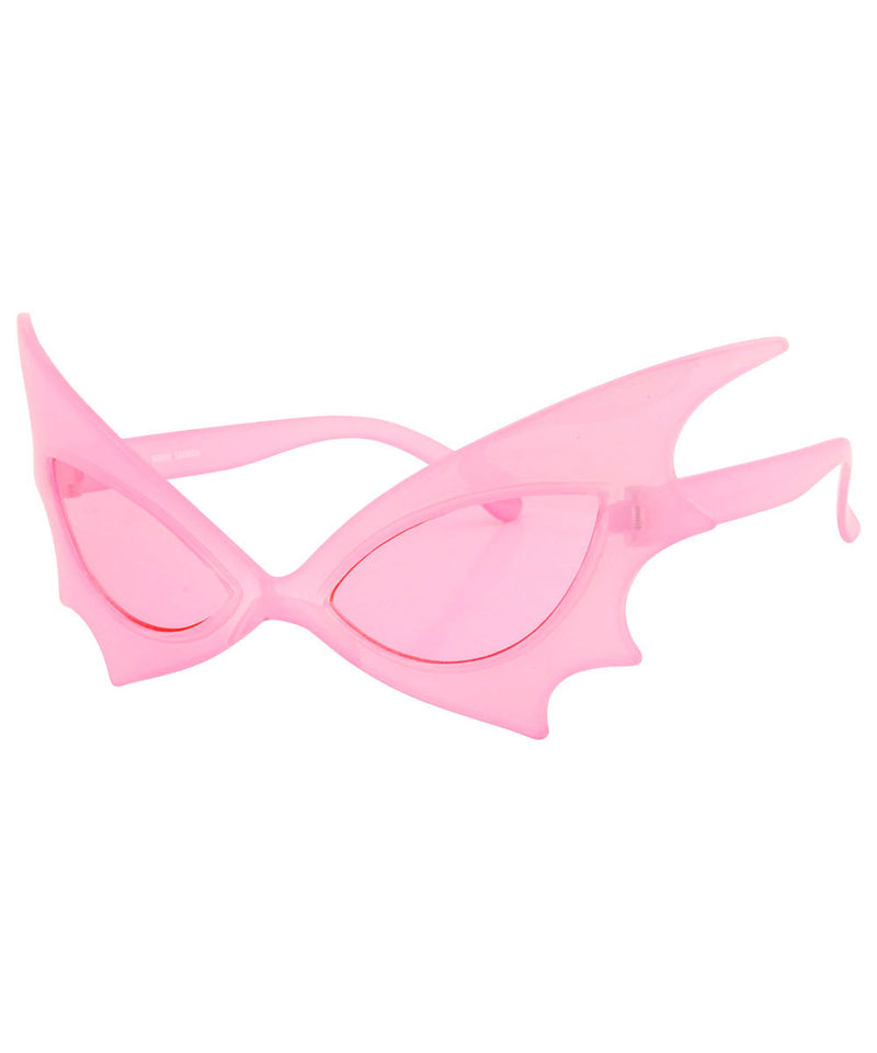 kit kraft pink sunglasses