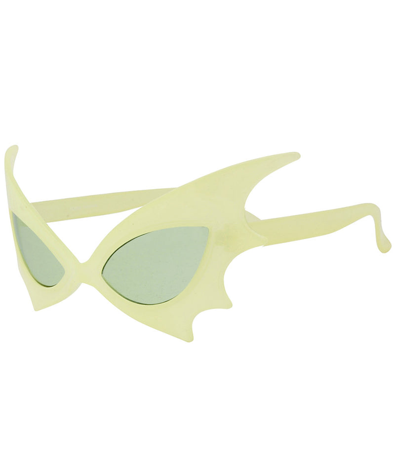 kit kraft yellow sunglasses