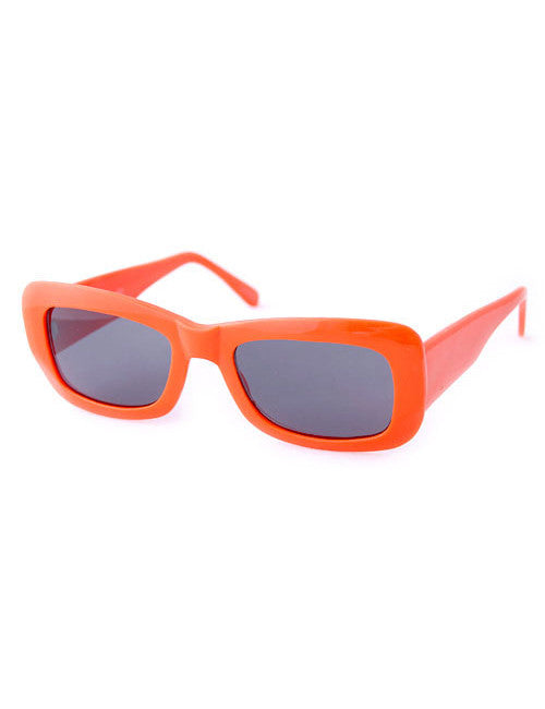 kitten orange sunglasses