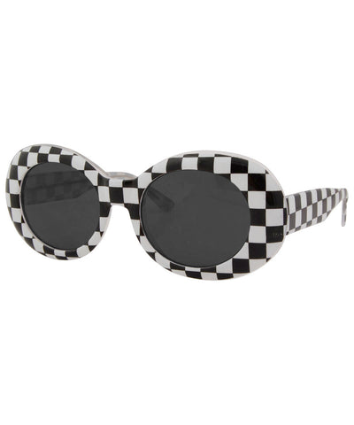kurt hybrid checkers sunglasses