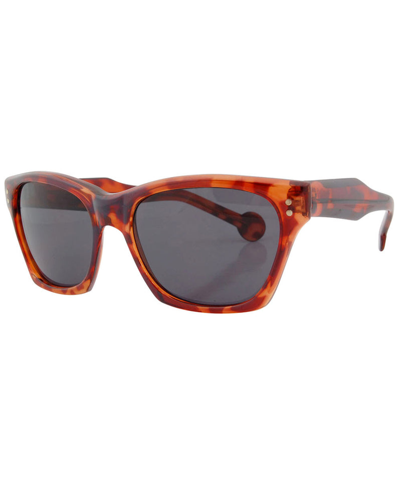 lana tortoise smoke sunglasses