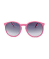 la favorita pink sunglasses