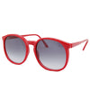 la favorita red sunglasses