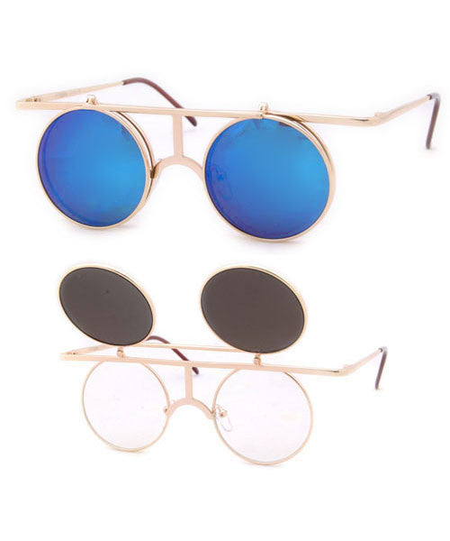 leica gold blue sunglasses