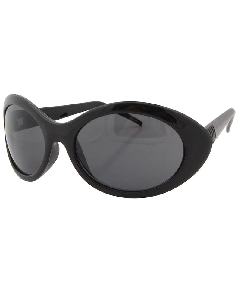 level black sunglasses