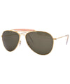 ley gold sunglasses