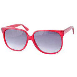 libra red sunglasses