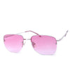 lights pink sunglasses