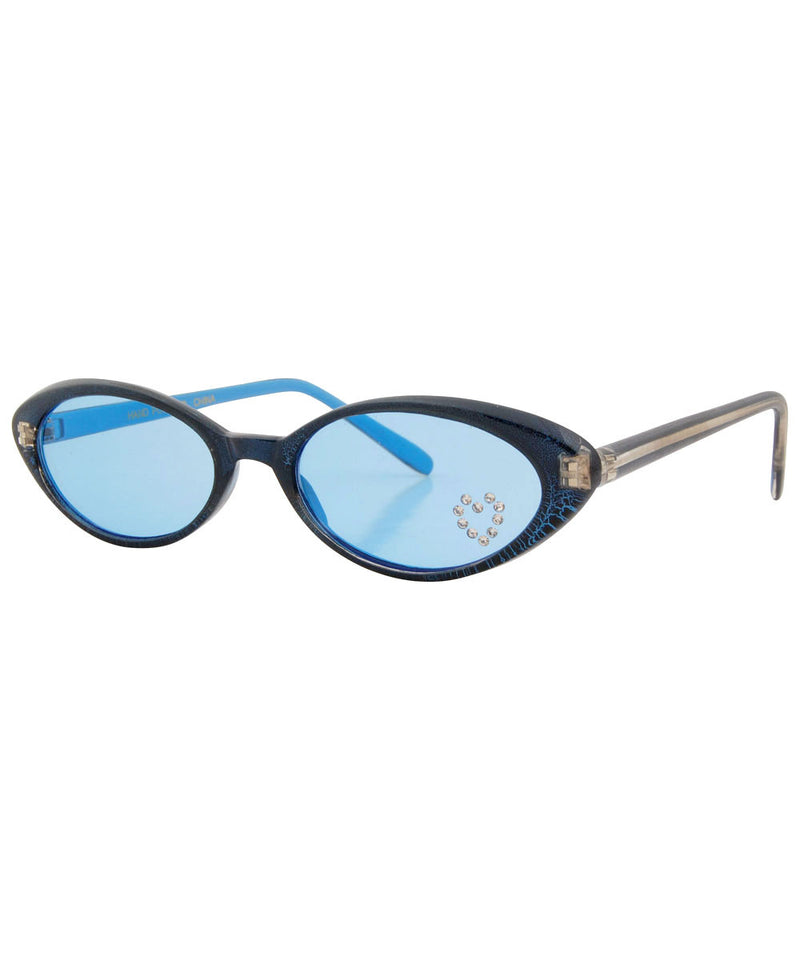 lilly blue sunglasses