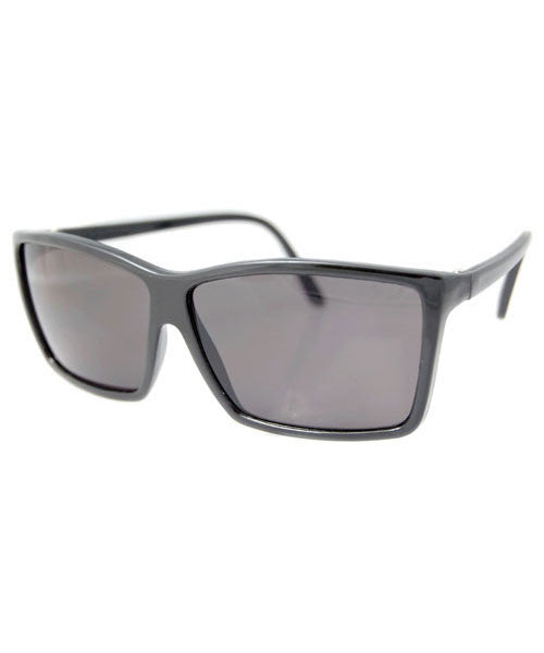 lincoln heights black sunglasses