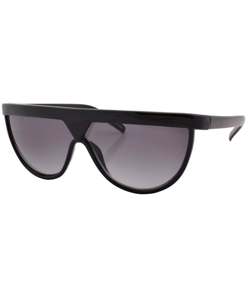 litho black sunglasses