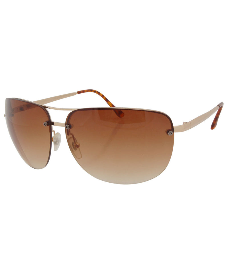 live brown sunglasses