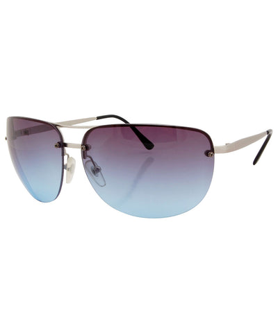 live dark blue sunglasses