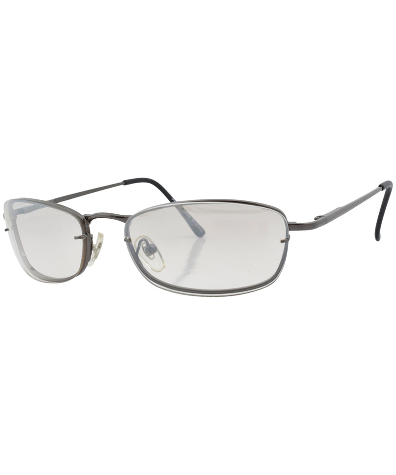 lixx flash gunmetal sunglasses