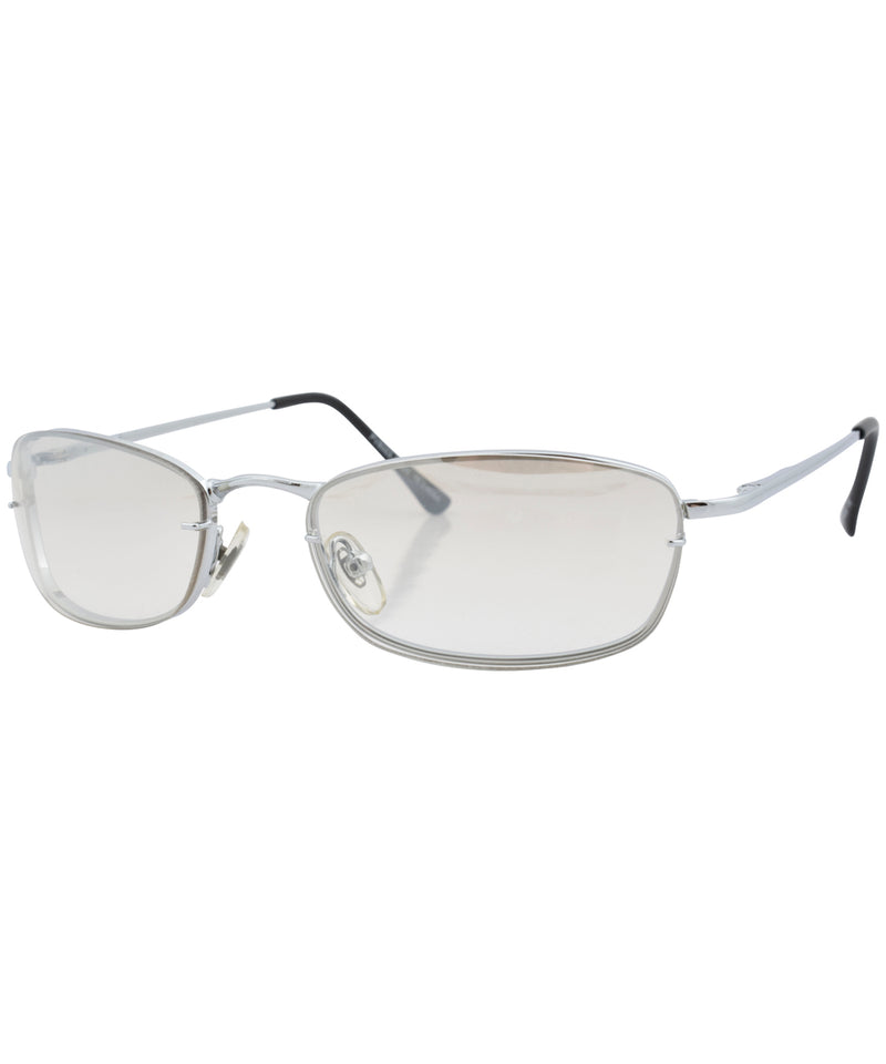 lixx flash silver sunglasses