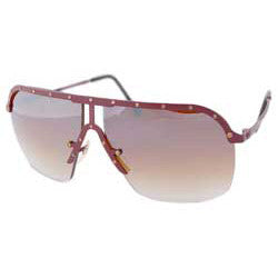looker rust sunglasses