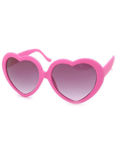 lovers pink sunglasses