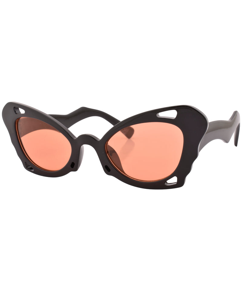 love is black hazard sunglasses